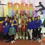 Foxartistic saavutas Roomas viis poodiumikohta!
