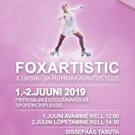 Foxartistic X üksik- ja rühmakava võistlus!