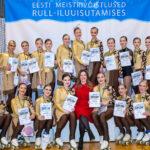 Rühmakavade Eesti meistrivõistlused 2020!